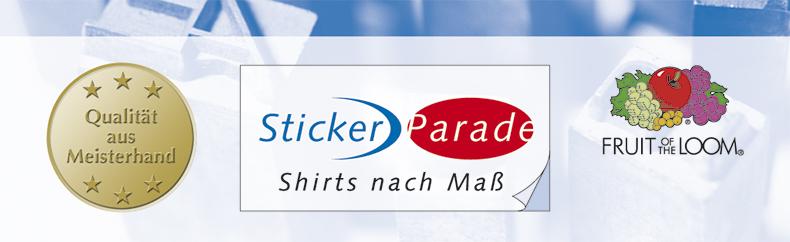 Stickerparade